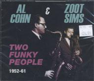 Al Cohn and Zoot Sims CD