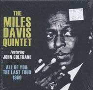 The Mile Davis Quintet CD