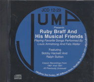 Ruby Braff and His Musical Friends CD