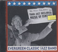 Evergreen Classic Jazz Band CD