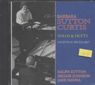 Barbara Sutton Curtis CD