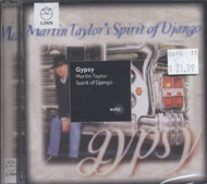 Martin Taylor / Spirit of Django CD