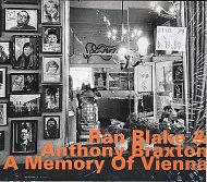 Ran Blake & Anthony Braxton CD