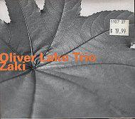 Oliver Lake Trio CD