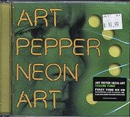 Art Pepper CD