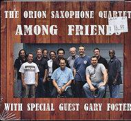 The Orion Saxophone Quartet CD