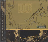 Ellis Larkin & Ruby Braff CD