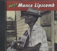 Mance Lipscomb CD
