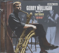 The Gerry Mulligan Quartet CD