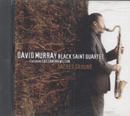 David Murray Black Saint Quartet CD
