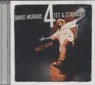 David Murray 4 Tet & Strings CD