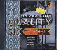 Kevin O'Donnell's Quality Six CD