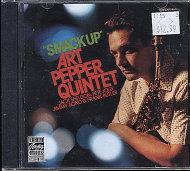 Art Pepper Quintet CD