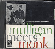 Thelonious Monk / Gerry Mulligan CD