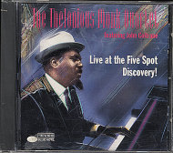 The Thelonious Monk Quartet CD