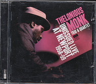 Thelonious Monk Quartet & Trio CD