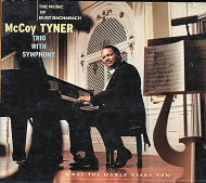 McCoy Tyner Trio With Symphony CD