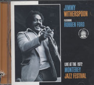 Jimmy Witherspoon / Robben Ford CD