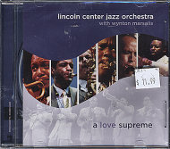 Lincoln Jazz Center Orchestra CD