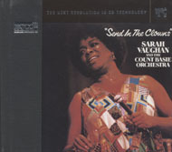 Sarah Vaughn And The Count Basie Orchestra CD
