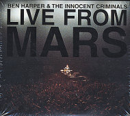 Ben Harper & The Innocent Criminals CD