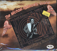 The Michael Rabinowitz Quartet CD