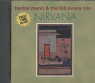 Herbie Mann & The Bill Evans Trio CD