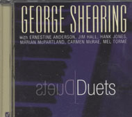 George Shearing CD
