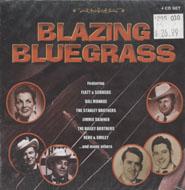 Blazing Bluegrass CD
