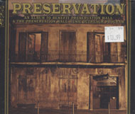 The Preservation Hall Jazz Band CD