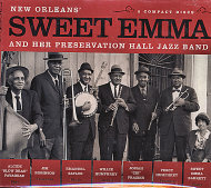 Sweet Emma and Her Preservation Hall Jazz Band CD