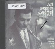 Art Pepper Quartet CD