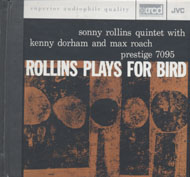 Sonny Rollins Quintet CD