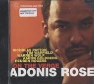 Adonis Rose CD
