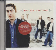 Hot Club of Detroit CD