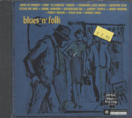 Blues 'N' Folk CD