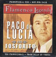 Paco De Lucia & Fosforito CD