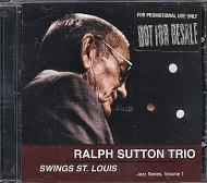 Ralph Sutton Trio CD