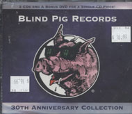 Blind Pig Records 30th Anniversary Collection CD