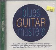 Blues Guitar Masters CD