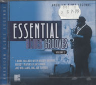 Essential Blues Grooves Vol. 2 CD
