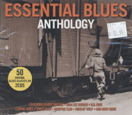 Essential Blues Anthology CD