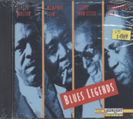 Blues Legends CD