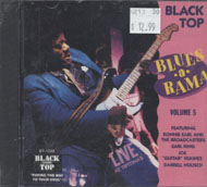 Black Top Blues a Rama Vol. 5 CD