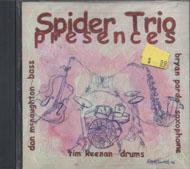 Spider Trio CD