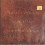 Martin Hands CD