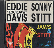 "Eddie ""Lockjaw"" Davis / Sonny Stitt CD"