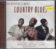 Country Blues CD