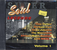 Super Soul Legends Vol.1 CD