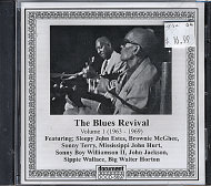 The Blues Revival CD